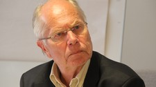 Einar Halvorsen (Foto: Svein Sundsdal/NRK)