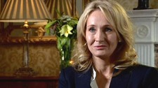 J. K. Rowling (Foto: BBC/Eurovision News))