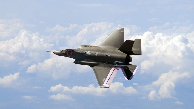 Joint Strike Fighter F-35 JSF. (Foto: Lockheed/Scanpix/AFP)