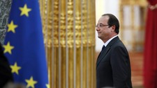 Francois Hollande (Foto: PATRICK KOVARIK/Afp)