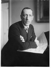 Igor Stravinsky (Foto: Library of Congress, Prints & Photographs Division, [LC-DIG-ggbain-32392] )