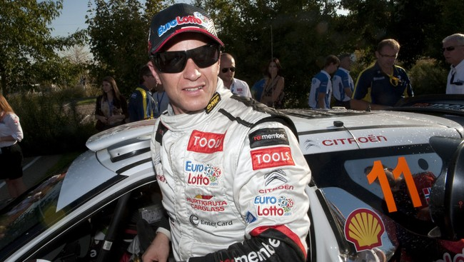 Petter Solberg (Foto: Scanpix)