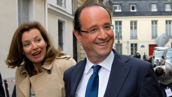 France Hollande's Transformation