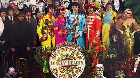 Sgt. Pepper&#39;s Lonely Hearts Club Band (Foto: EMI / Apple Corps Ltd)