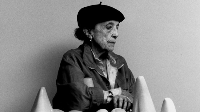 Obit Bourgeois (Foto: Guggenheim Museum/Ap)