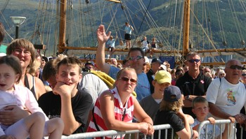 Tall Ships Races 2008