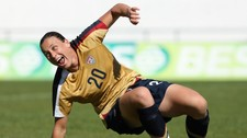 Abby Wambach (Foto: Fransisco Leong/Scanpix/AFP)