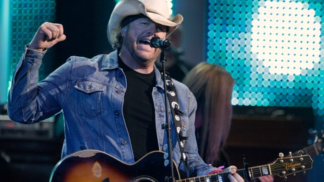 Toby Keith (Foto: AP Photo/Odd Andersen))
