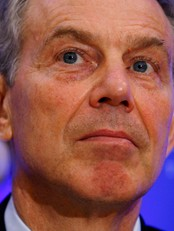 Tidligere statsminister i Storbritannia, Tony Blair (Foto: KEVIN LAMARQUE/REUTERS)