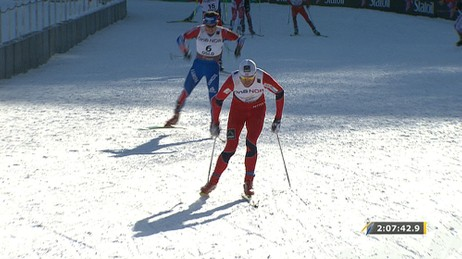 Video Northug vil ha Northug-flata (Foto: Nyhetsspiller)