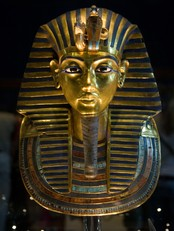 Tutankhamons ddsmaske (Foto: KHALED DESOUKI, Foto:AFP PHOTO/KHALED DESOUKI/AFP)