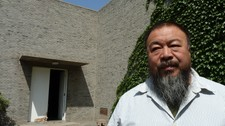 Ai Weiwei (Foto: Anders Magnus/NRK)