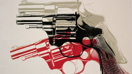 Guns, Warhol: 1982