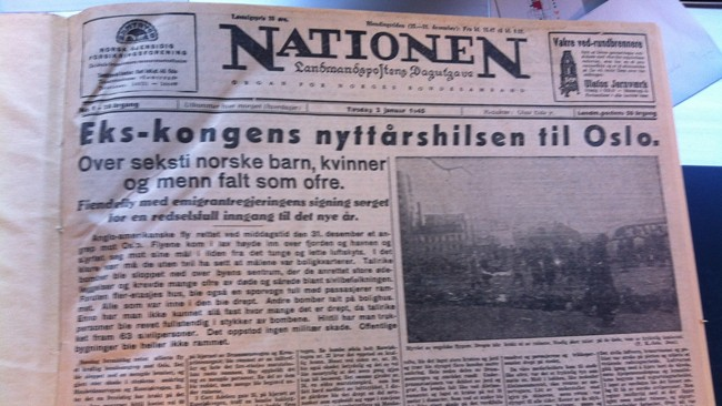 Nationen (Foto: Tarjei Leer-Salvesen)