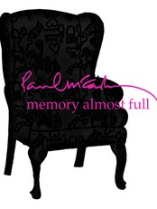 Paul McCartney - Memory almost full (Foto: Platecover/AP)