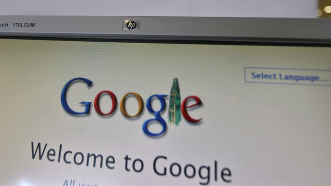Google (Foto: KRISHNENDU HALDER/Reuters)