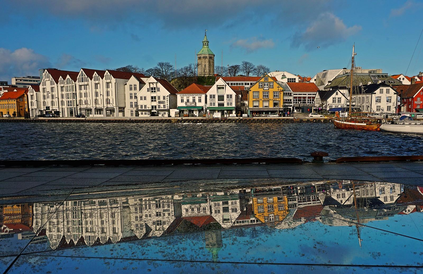 Vågen i Stavanger.