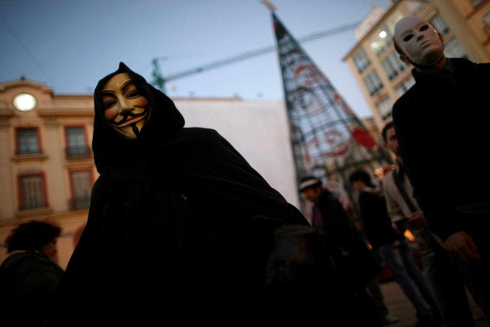 Aktivistene i Anonymous skal ha stått bak flere dataangrep, som i 2012 førte til at FBI satte i gang med en storaksjon mot gruppens medlemmer.