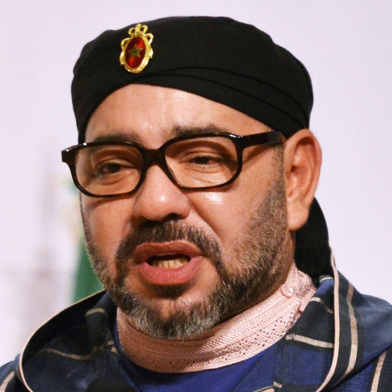 Bilde av Marokko: Kong Mohammed VI