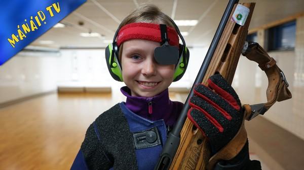 Samisk reportasjeserie om barn.