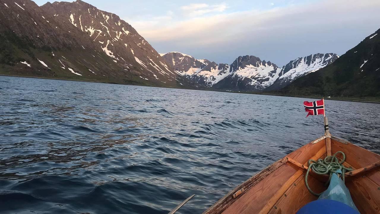 Nusvåg i Finnmark.