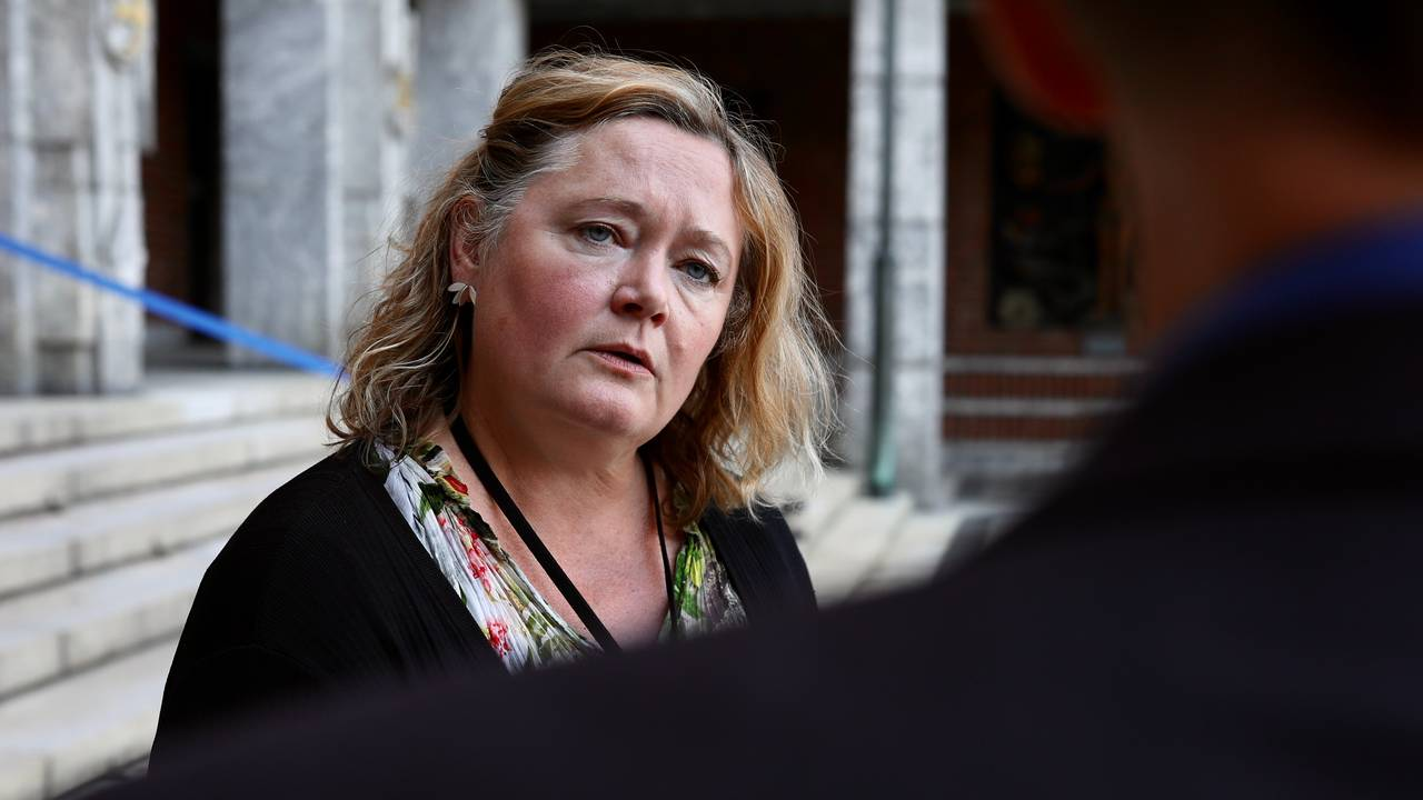Høyres gruppeleder Anne Haabeth Rygg har bedt ordføreren om tid til å prøve å finne flertall for Høyre-byråd.
