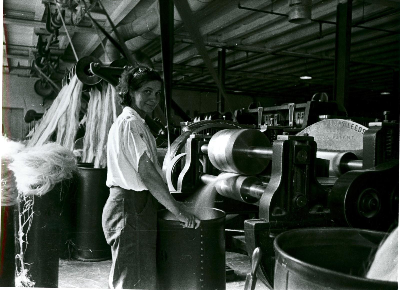 Forbereder – Goods patent 1938. Fotograf ukjent.