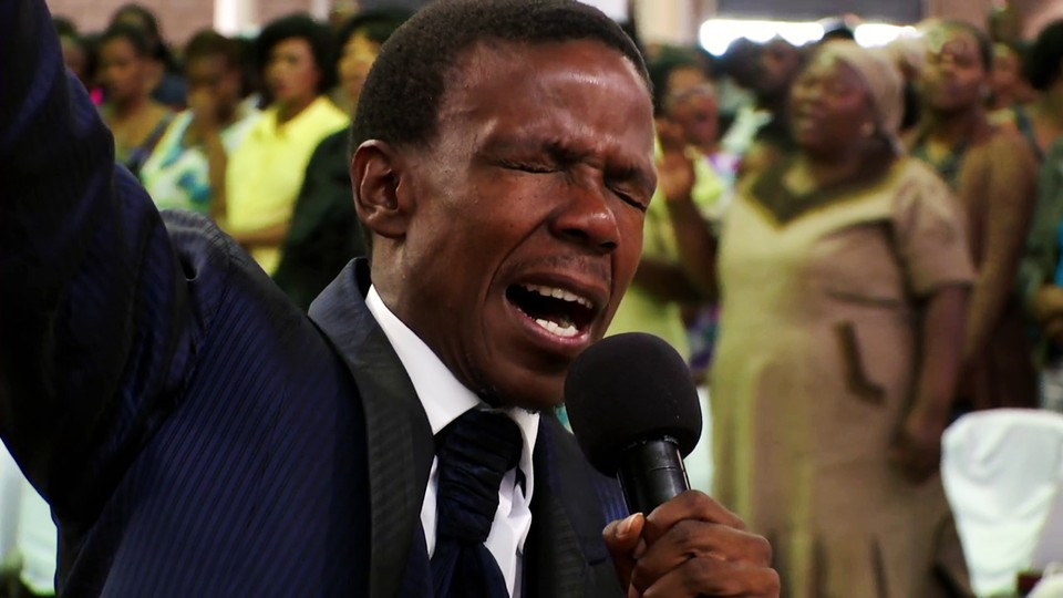 Reggie Yates: Millionærpredikanten