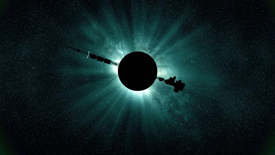 Voyager - den lengste reisa