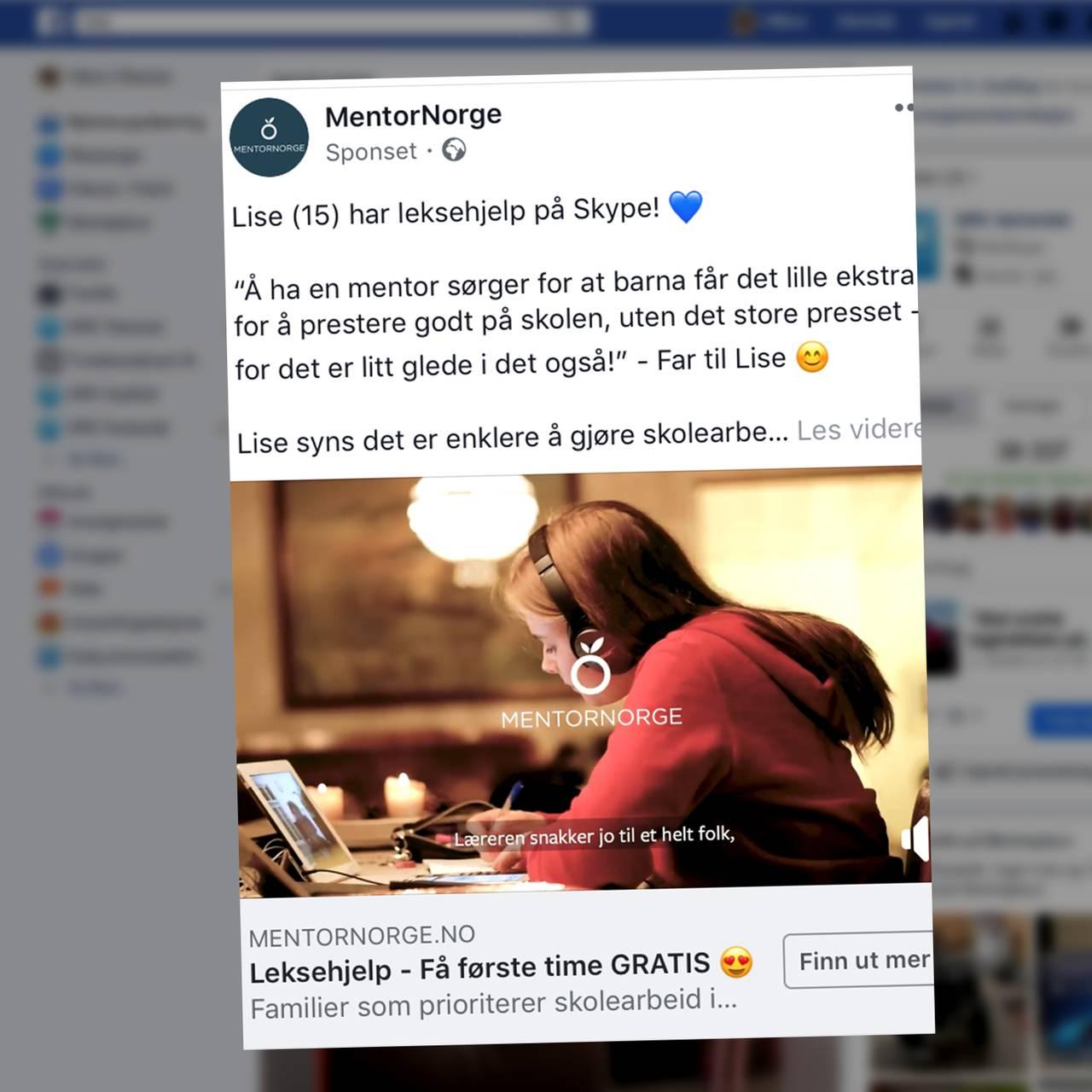 Mentor Norge-webinar