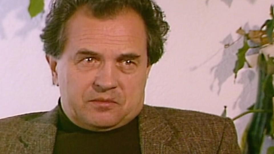 Aleksander Zinovjev - russisk forfatter i landflyktighet