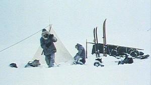 De gjorde verden større: Roald Amundsen mot Sydpolen