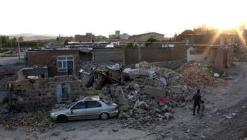 Jordskjelv i Iran