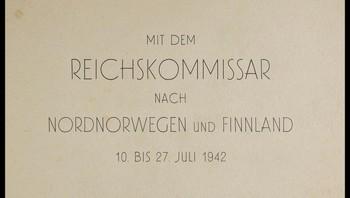 Forsiden av nazifotoalbumet