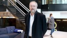 RIKTIG Å VARSLE EKSTREMVÆR: Fylkesmann i Hordaland, Lars Sponheim, mener det var riktig å varsle ekstremvær forrige uke.
