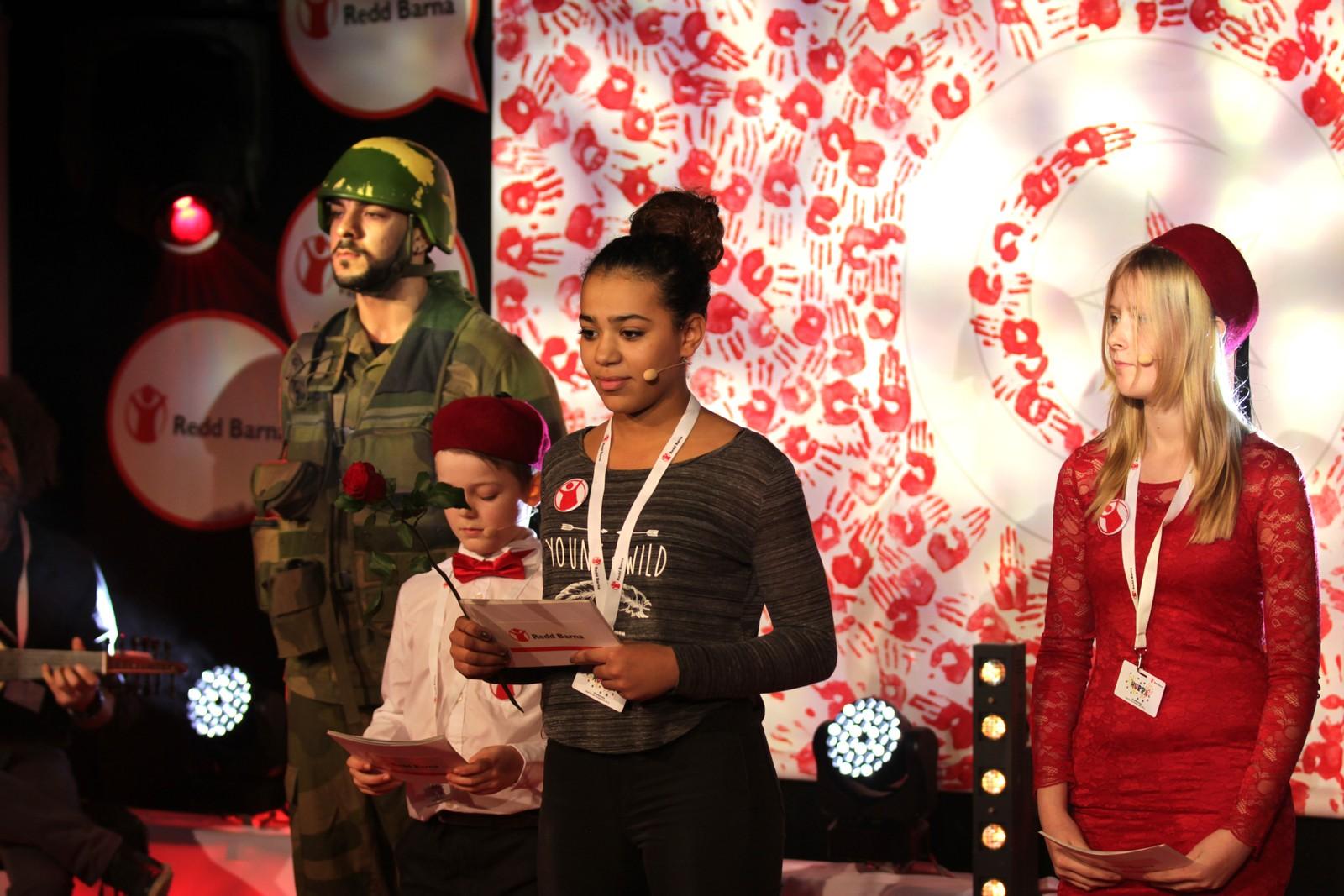 Mariam (12) var 9 år under den arabiske våren. Hun er stolt over at Tunisia får fredsprisen.