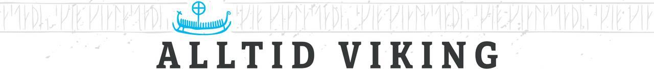 Runeskrift alltid viking