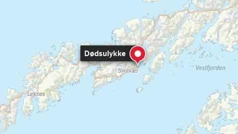 Dødsulykke ved Svolvær lufthavn