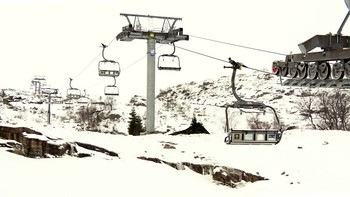 Skihesene står i Sirdal