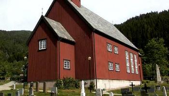 Meldal kirke