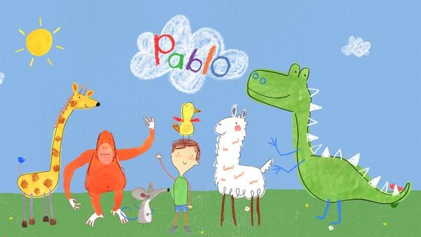 Britisk animasjonsserie om en gutt som ser verden litt annerledes.