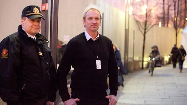 Tor-Inge Kristoffersen og Håvard Delbekk