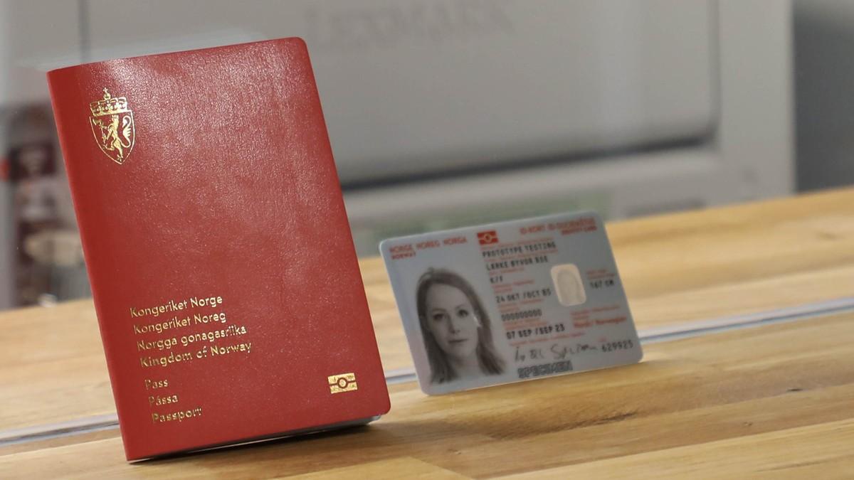 Ikkje Ideelt A Bruke Pass Som Legitimasjon Nrk Vestland