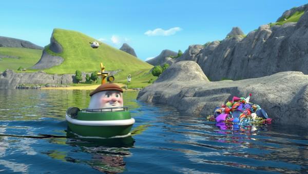 Norsk animasjonsserie. Helinor gir førstehjelp.Redningsskøyta Elias bor i Lunvik, og sammen med sine gode venner Helinor og Duppe redder de båter i alle mulige situasjoner.