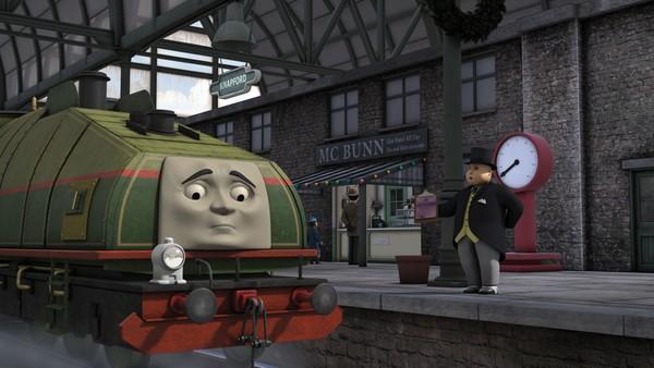 """<span class=""""kicker-title"""">Thomas og vennene hans :</span>En etterlengta venn"""