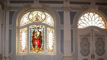 Kapellet i Thomas Angells Hus