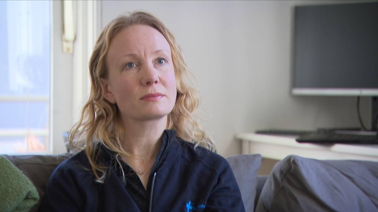 Hanne Backe-Hansen, spesialrådgiver, Blåkors