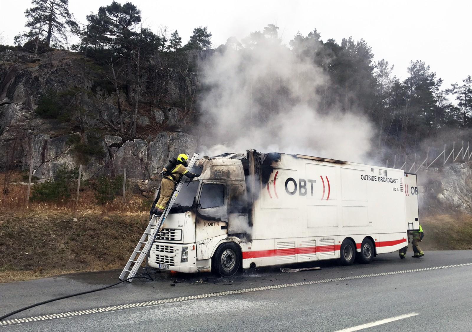 Brann OB-buss Grimstad