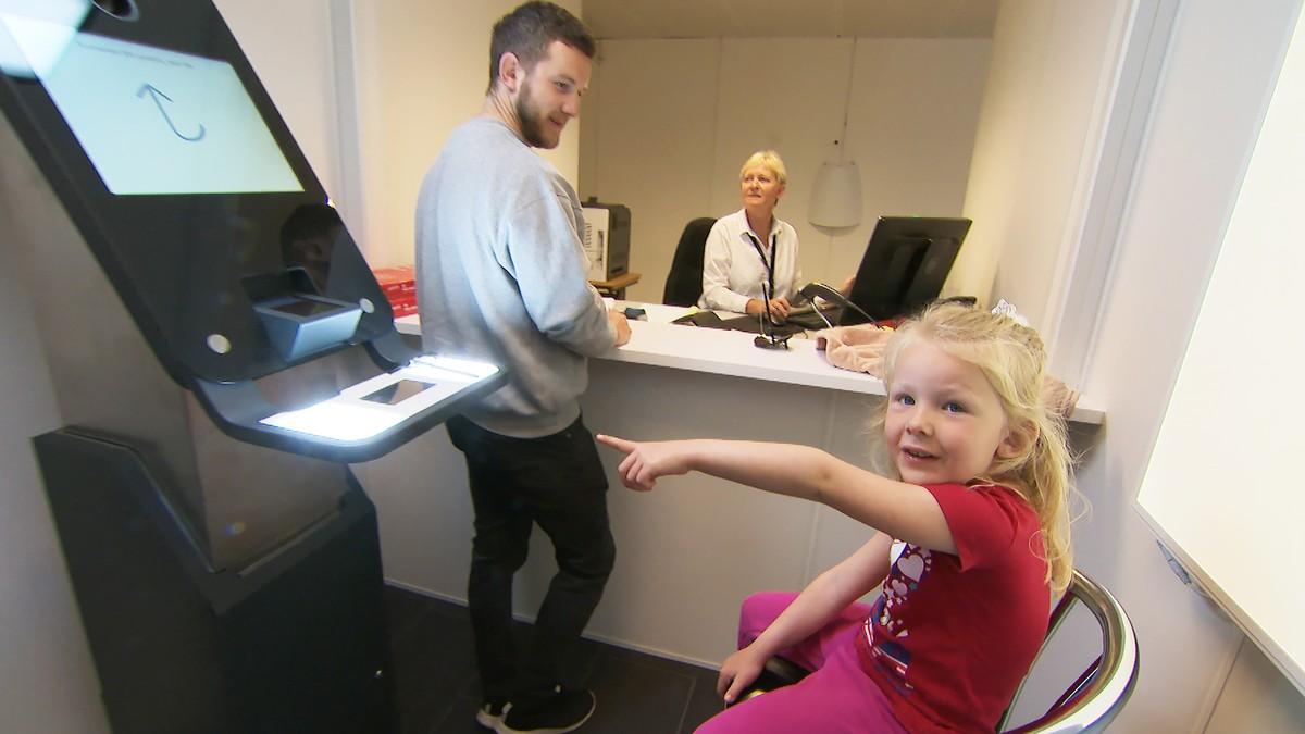 Bestille pass gjøvik