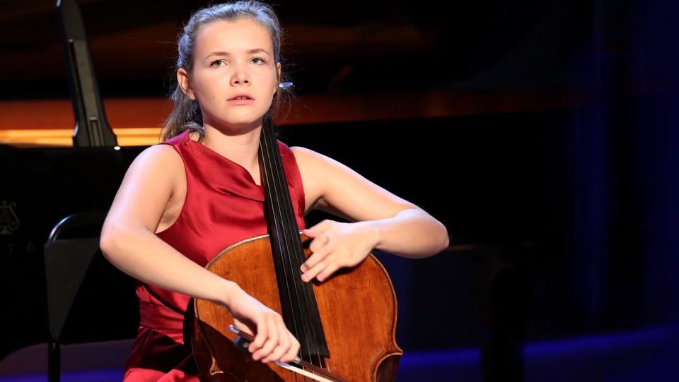 Eurovisjonens konkurranse for unge musikere